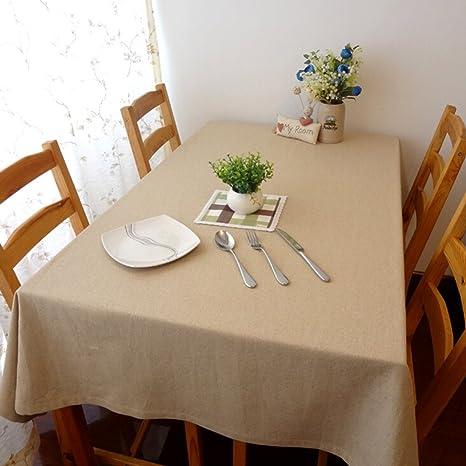 sypure (TM) Europa Estilo gamuza de mesa de comedor vintage Solid ...