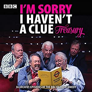 I'm Sorry I Haven't a Clue Treasury Radio/TV