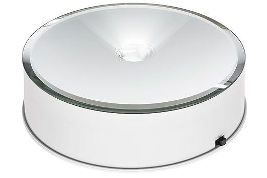 5 opinioni per Lindner & Koch®- Supporto in piatto/piatto girevole, 14cm diametro, con