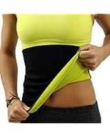 Women Hot Slimming Belt Neoprene Waist Belts Body Shaper Training Corset Promote Sweat