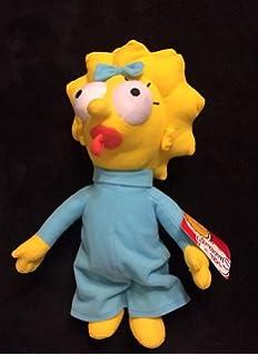 Maggie Simpson Plush Doll