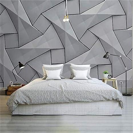 Moderne 4D Tapete Wand Zement Seidentuch Tapete ...
