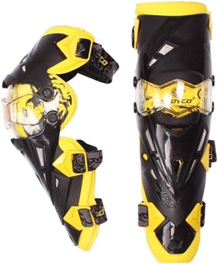 Equipo de Protección de Motocicleta Rodilleras Protección Conjunta de Deportes Al Aire Libre para Motocross Patineta Esquí Montando