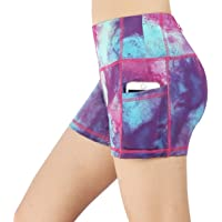 Pantalones cortos de yoga Sugar Pocket para mujer