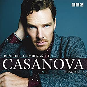 Benedict Cumberbatch Reads Ian Kelly's Casanova Radio/TV Program