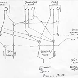jackson hvac zone wiring diagram honeywell 802360ja motor hvac controls amazon com  honeywell 802360ja motor hvac