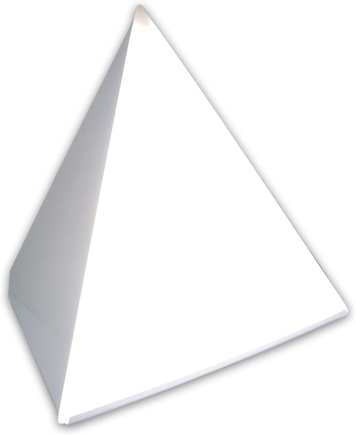 Northern Light Technologies Luxor 10,000 Lux Bright Light Therapy Pyramid Lamp, White