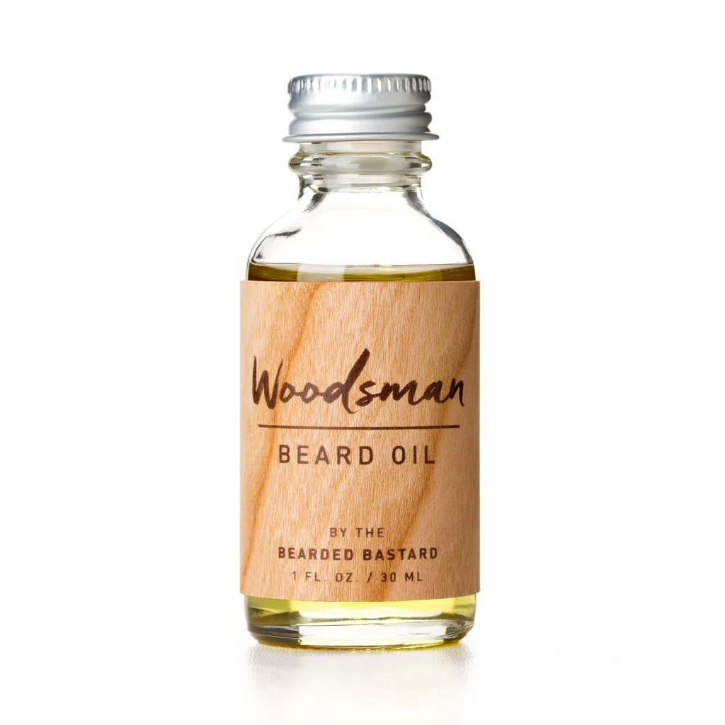 Beard oil​ for literally any guy on your list -Weird but actually smart Christmas gifts for guys - Todaywedate.com