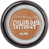 Gemey-Maybelline - Color Tattoo - Ombre à paupières Doré - 35 on and on bronze