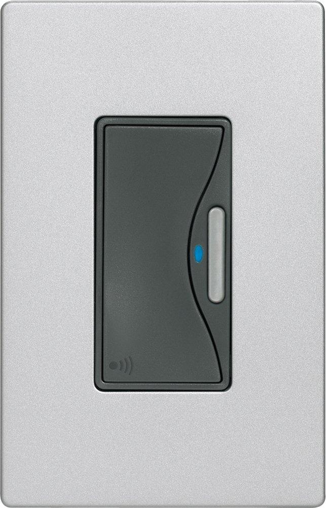 Eaton rf9500sg Aspire RF電池式スイッチ/ディマー、シルバーGranite   B004I6Q8OE