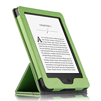 WENYYBF Funda Kindle Kindle Case-Case para Kindle PU Ebook Reader ...