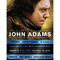 John Adams [Blu-ray];HBO Generic Family