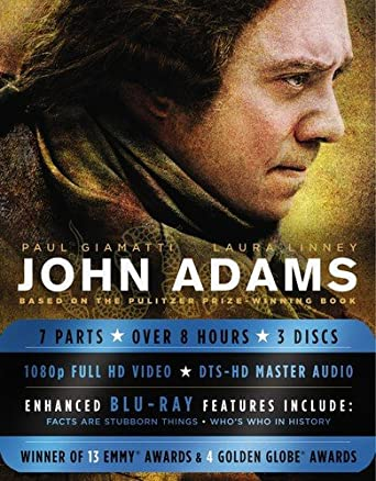John Adams Blu Ray