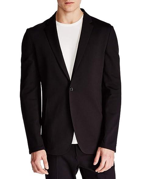 bd2c8cba WRK Hearst Black Knit Blazer at Amazon Men's Clothing store