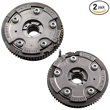 Amazon.com: 2pc For Mercedes-Benz R230 R171 W203 Exhaust Camshaft Timing Adjuster 2720506847: Automotive