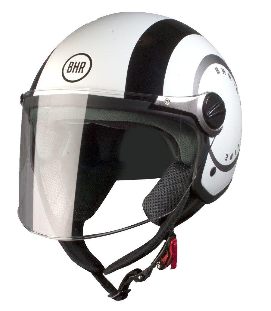 BHR 93803 Demi-Jet Cool B 710 Casco de Moto, Talla 57/58 (M) 93801