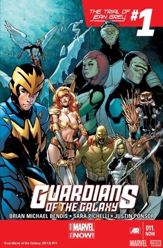 Guardians of the Galaxy, Vol. 3, No. 11: The Trial of Jean Grey