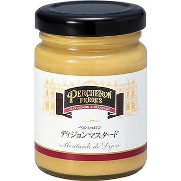 Amazon.com : Percheron Dijon mustard 100gX6 this : Grocery ...