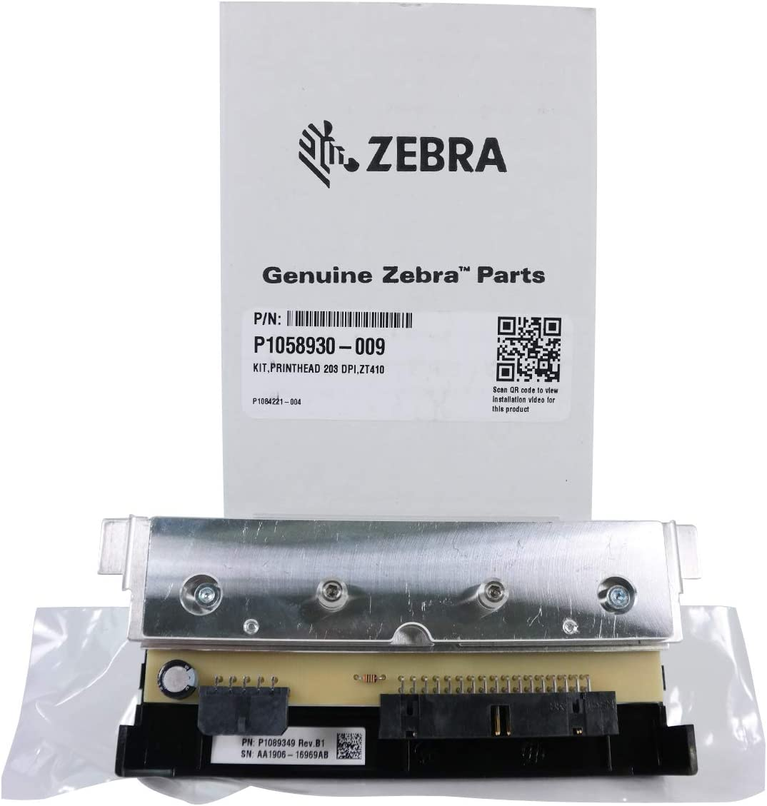 Zebra ZT410 203 dpi Printhead P1058930-009