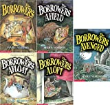 download ebook the borrowers pack: the borrowers / the borrowers afield / the borrowers afloat / the borrowers aloft / the borrowers avenged (the borrowers) pdf epub