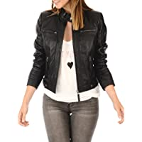 Amazon Best Sellers: Best Women's Leather & Faux Leather