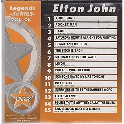 legends-karaoke-cdg-#-8-all-choice