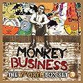 """Monkey Business: The 7"""" Vinyl Box Set"""