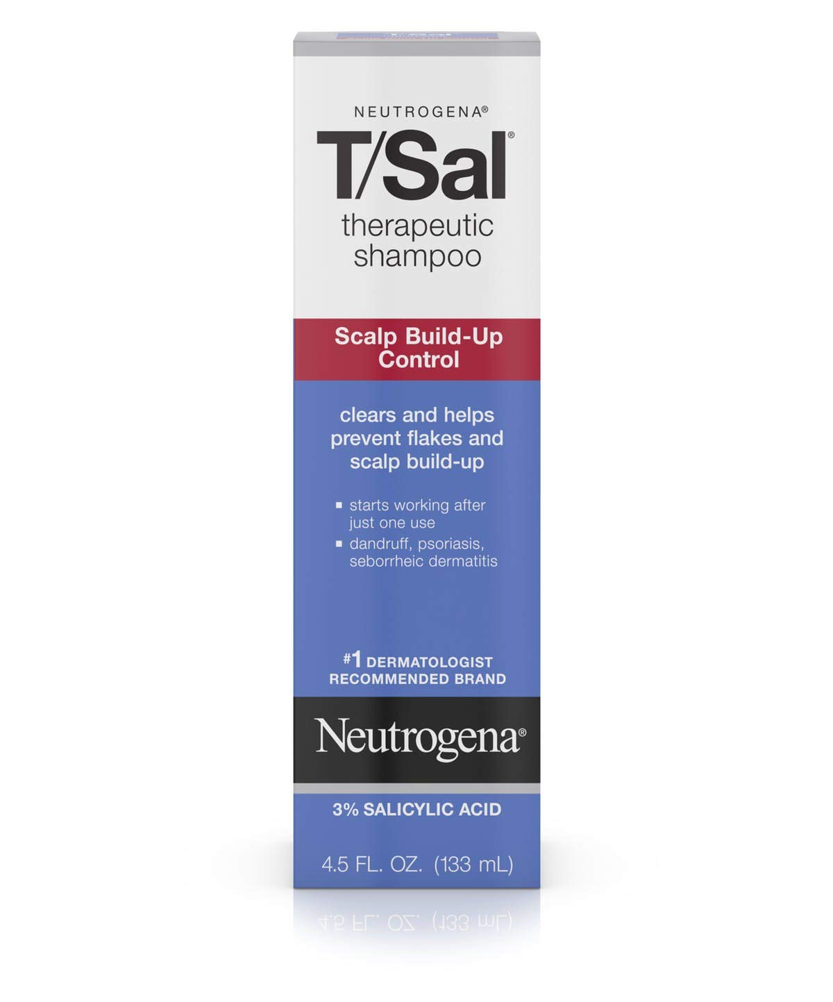 Neutrogena T/Sal Shampoo, 4.5 Ounces