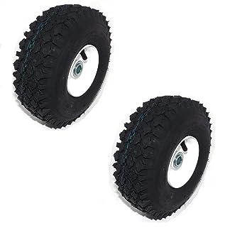 Amazon.com: 2 ruedas de ajuste y montaje de neumáticos para ...