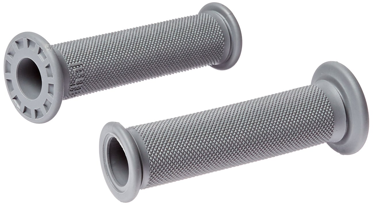 Renthal G148 Gray Full Diamond Medium Compound Sportbike Grip