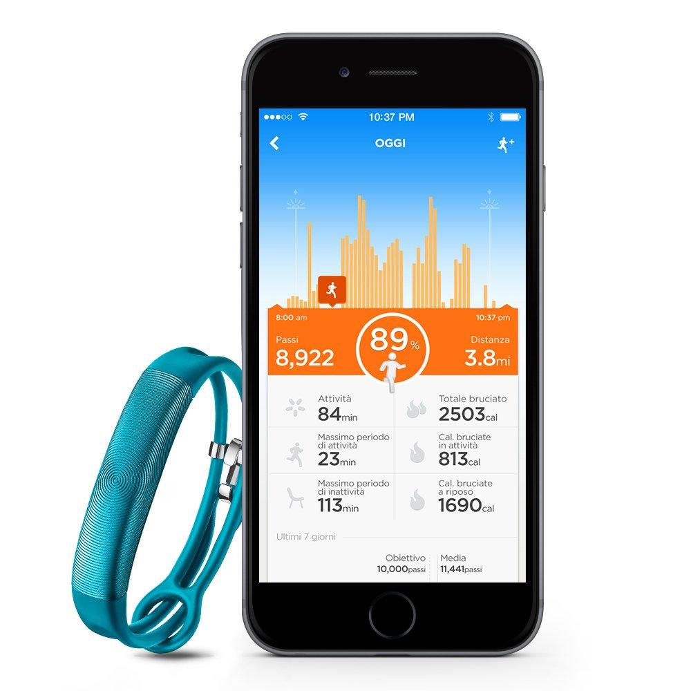 Jawbone UP2 - Pulsera de actividad por solo 96,01€