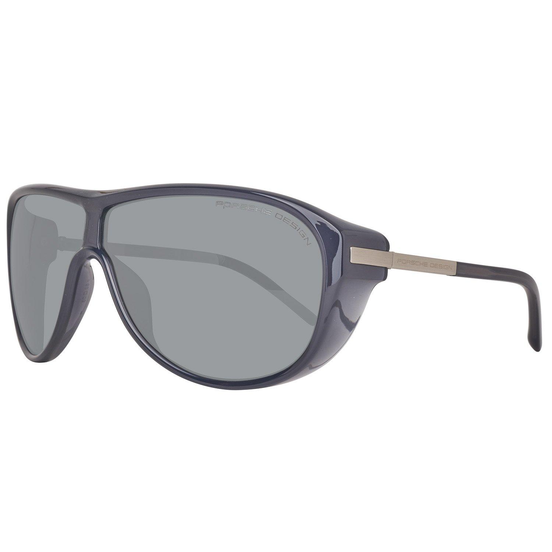 Porsche Design P8598, Gafas de sol para Hombre, (Schwarz A ...