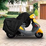 Motor Scooter Cover Superior Travel Dust Motorcycle Motor...