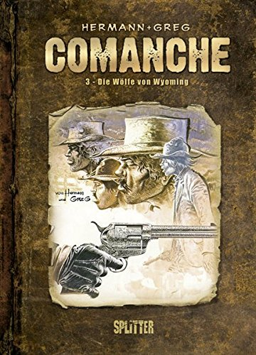 Comanche 12 Splitter