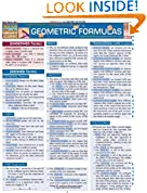 #1: Geometric Formulas (Quick Study: Academic)