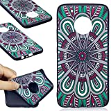 "Case for Motorola Moto G5 Plus 5.2"" - ANGELLA-M Ultra Slim Flexible Soft Premium TPU Gel Silicone Bumper Shell - HDMH"