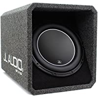 HO112-W6V3 - JL Audio Single 12 600W RMS Loaded Subwoofer Enclosure