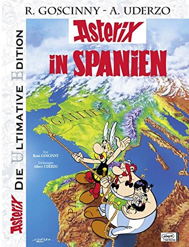 Die ultimative Asterix Edition 14: Asterix in Spanien (Asterix Die Ultimative Edition, Band 14)