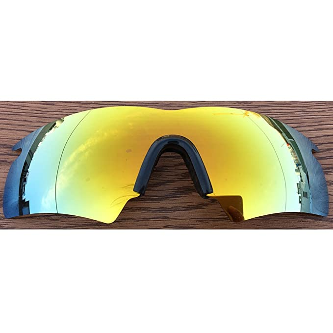 a00fb49879 Polarized Replacement lenses For Oakley M Frame Hybrid 24K Gold  MirrorShield-Polarized