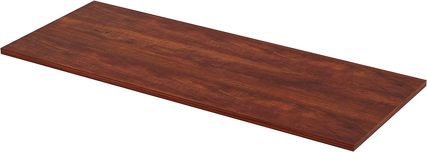 Lorell Active Office Table Top, Cherry,Laminated