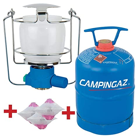 Camping Gaz Accesorios para l/ámparas de Acampada y Senderismo