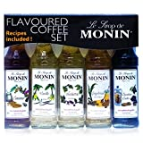 Monin - Speciality Coffee Syrup Set - 5 - Best Reviews Guide