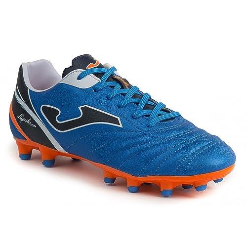 Zapatillas Fútbol Joma Aguila 604 Royal FG: Amazon.es: Zapatos y complementos