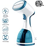 ANBANGLIN Travel Clothes Steamer- Top Handheld Steamer For Clothes -Fast Heat-up Portable Steamer - Best Fabric Steamer - Garment steamer handheld/260ml Capacity water tank At Home & In Travel