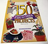 img - for 150 Fun-To-Stitch Projects (Plastic Canvas) book / textbook / text book