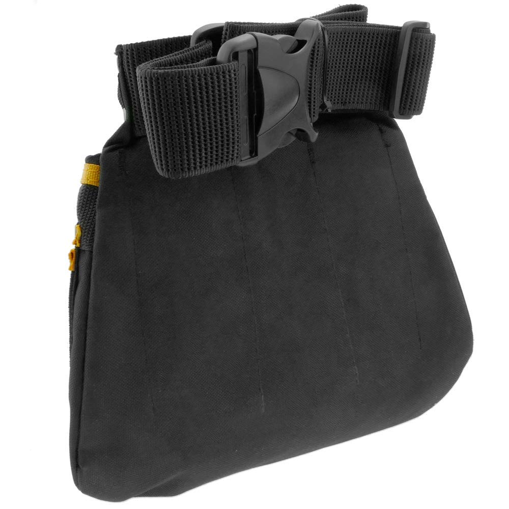 Cintur/ón para herramientas Portaherramientas con bolsa para clavos y bucle para martillo Tolsen
