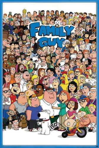 "Family Guy 24"" x 36"" Poster Print"