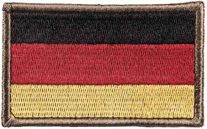 Textil m Mil-Tec BW Nationalit/ätsabz Klett