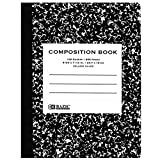 Black Marble Composition Book C/r 100 Ct. ( Pack of 3)