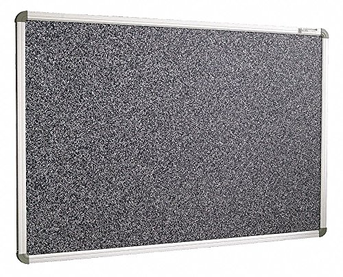 BALT Push-Pin Bulletin Board, Recycled Rubber, 48